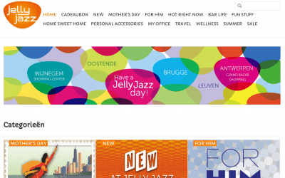 Jellyjazz.be