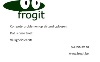 Frogit.be