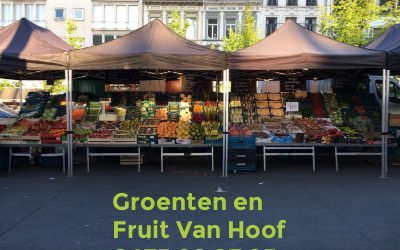 Groenten en Fruithal Van Hoof