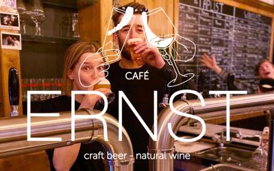 Cafe Ernst Antwerp
