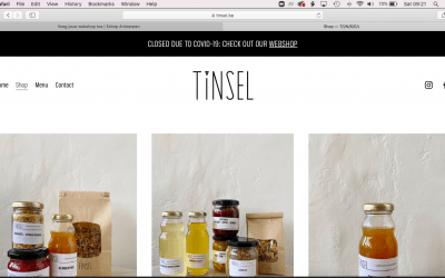 Tinsel.be